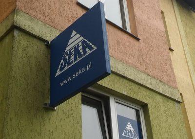 SEKA SA Oddzial Gorzow Wielkopolski biuro 5