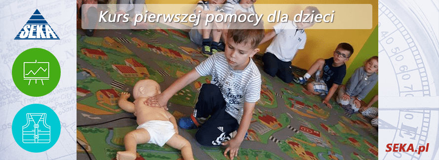 baner FB kurs pierwszej pomocy dla dzieci