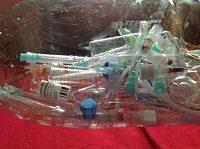 Projekt rozporządzenia w sprawie szczegółowego postępowania z odpadami medycznymi