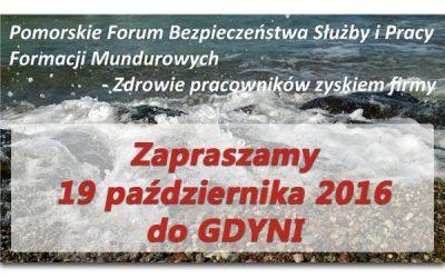 Forum Bezpieczeństwa Służby i Pracy Formacji Mundurowych