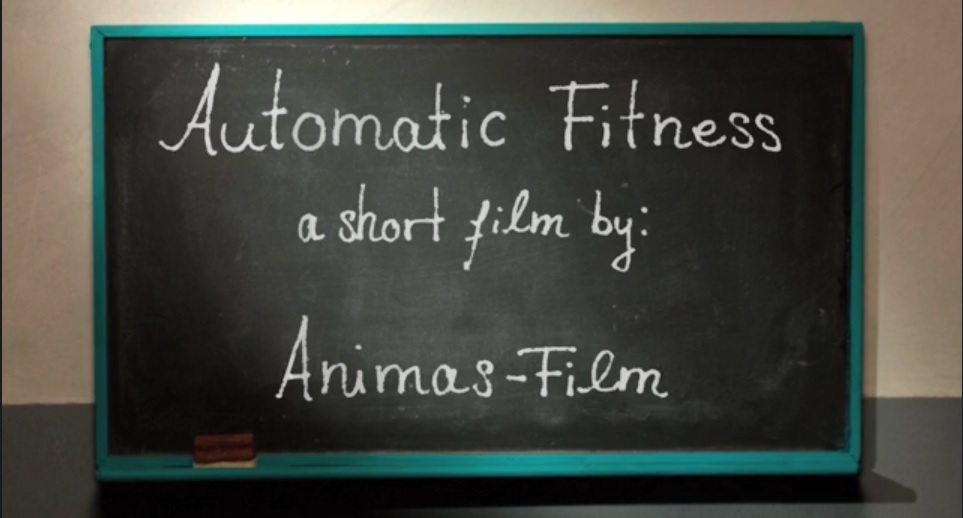"""CIOP –PIP zaprasza do zapoznania się z animowaną tragikomedią """"Automatic Fitness"""""""