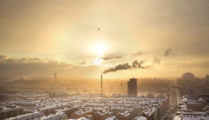 Jakość powietrza powoli się poprawia