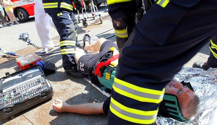 Kara porządkowa za nieudzielenie pierwszej pomocy