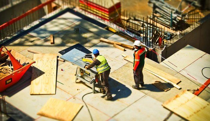 ZUS finansuje kursy bezpieczeństwa pracy na budowach