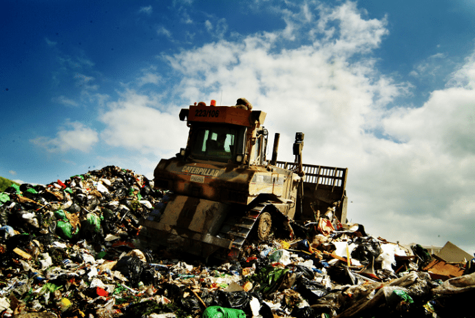 Wzrosną opłaty za składowanie odpadów komunalnych