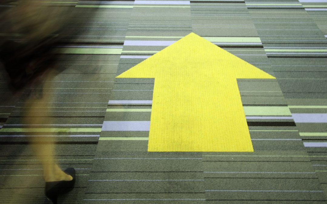 Bezpieczne drogi dojścia do stanowiska pracy