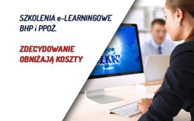 SZKOLENIA E-LEARNINGOWE BHP I PPOŻ.