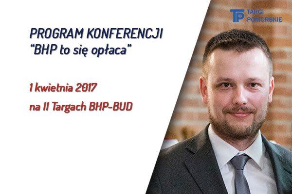 Program konferencji BHP