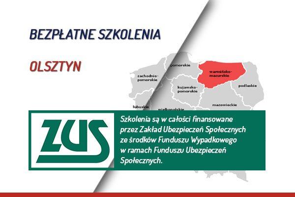 Bezpłatne szkolenia w Olsztynie