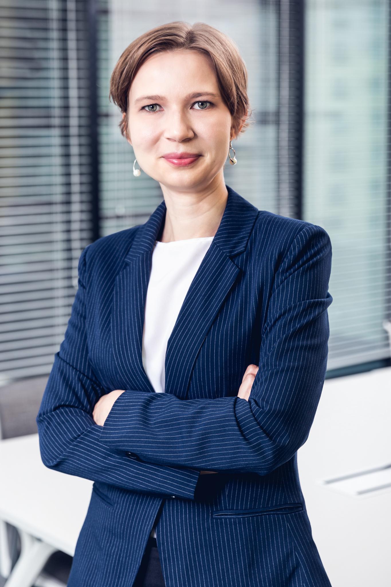 Aleksandra Stachurą SHE Manager CEE Unilever
