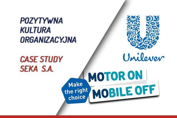 Unilever bhp case study