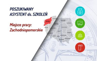Asystent ds szkoleń Szczecin