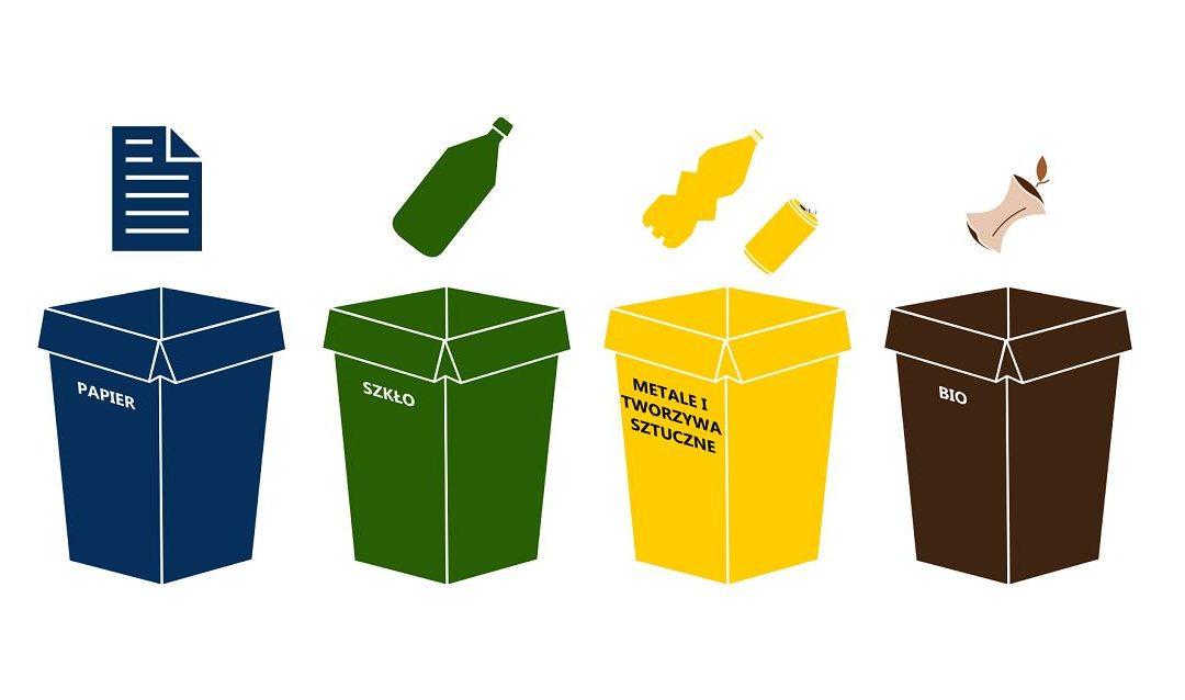 Zmiany w systemie segregacji odpadów dotkną również przedsiębiorców
