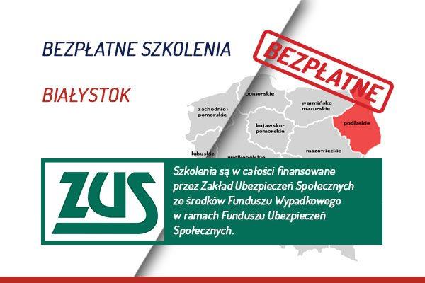 Bezpłatne szkolenia Białystok