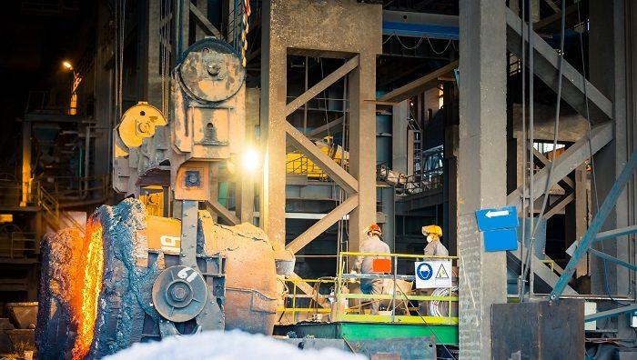 Najwięcej wypadków przy pracy jest w sektorze przemysłowym
