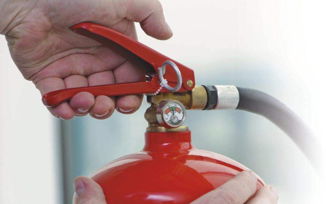 Uprawnienia do kontroli przeciwpożarowej