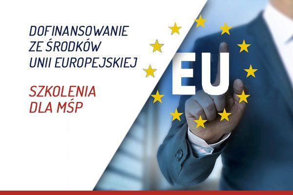Dofinansowanie ze środków UE