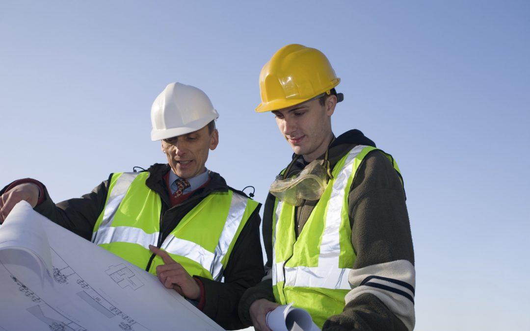 Zwiększanie bezpieczeństwa na budowie