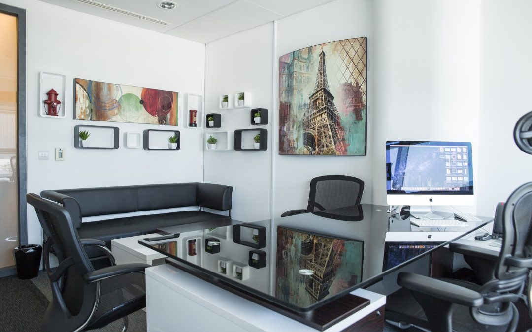 Środowisko pracy biurowej