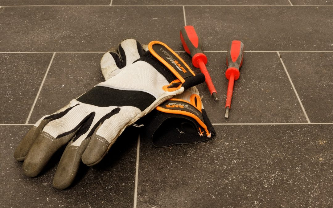 Ergonomiczne rękawice ochronne