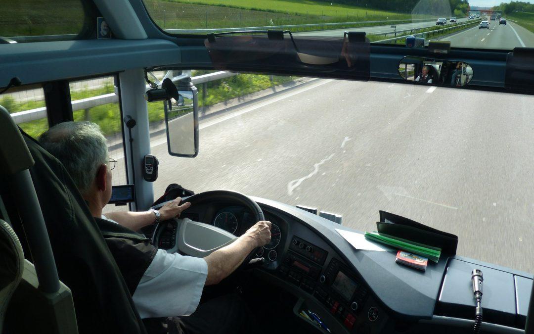 Działania profilaktyczne zapobiegające zagrożeniom w pracy kierowcy samochodu ciężarowego