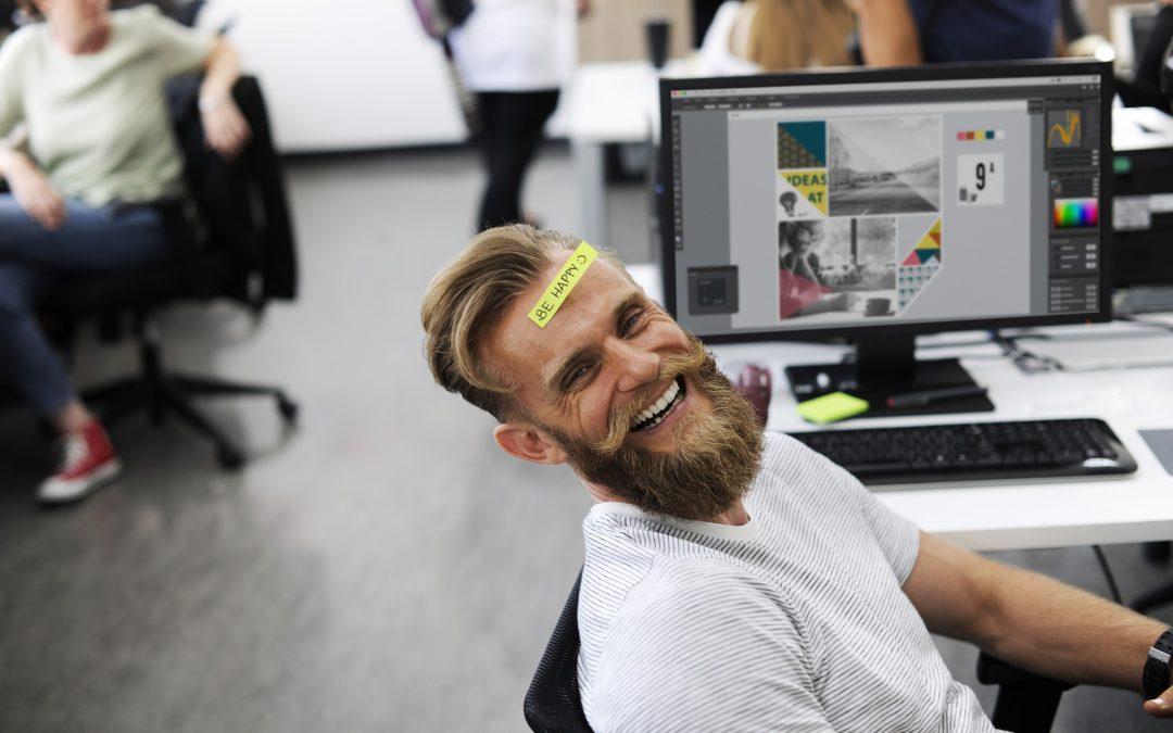 Psychologia pozytywna w miejscu pracy