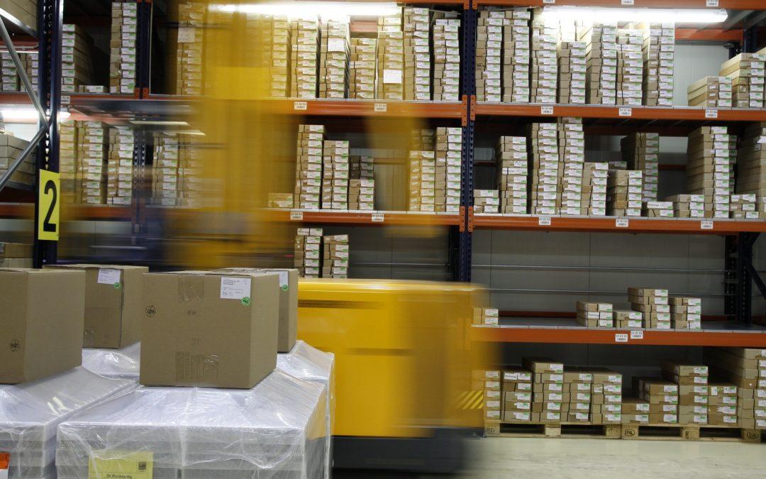 Wspieranie bezpieczeństwa w logistyce