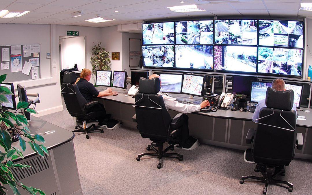 Organizacja centrum nadzoru wizyjnego