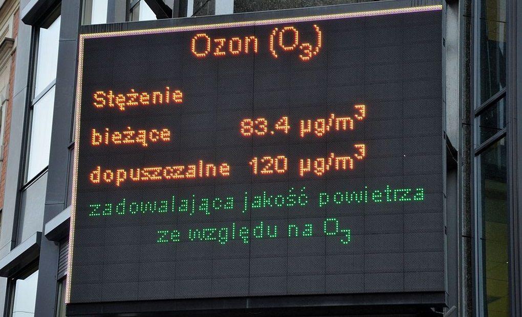 Jednolite badania jakości powietrza