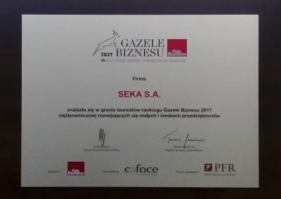 gazela_puls_biznesu_seka_sa_Bonnier_Business_Polska_trofeum