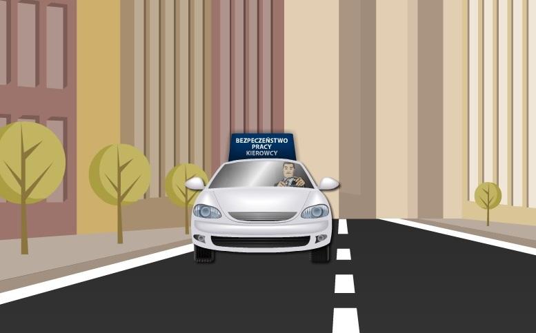 Przedstawiciel handlowy – bezpieczny kierowca