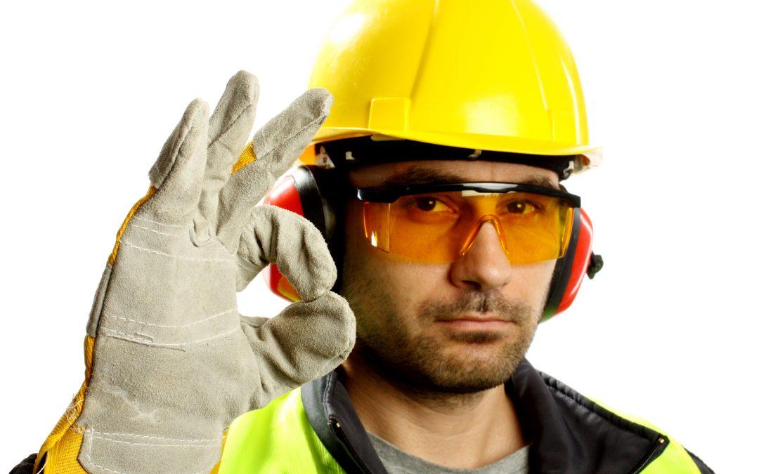 Okulary ochronne o działaniu korekcyjnym