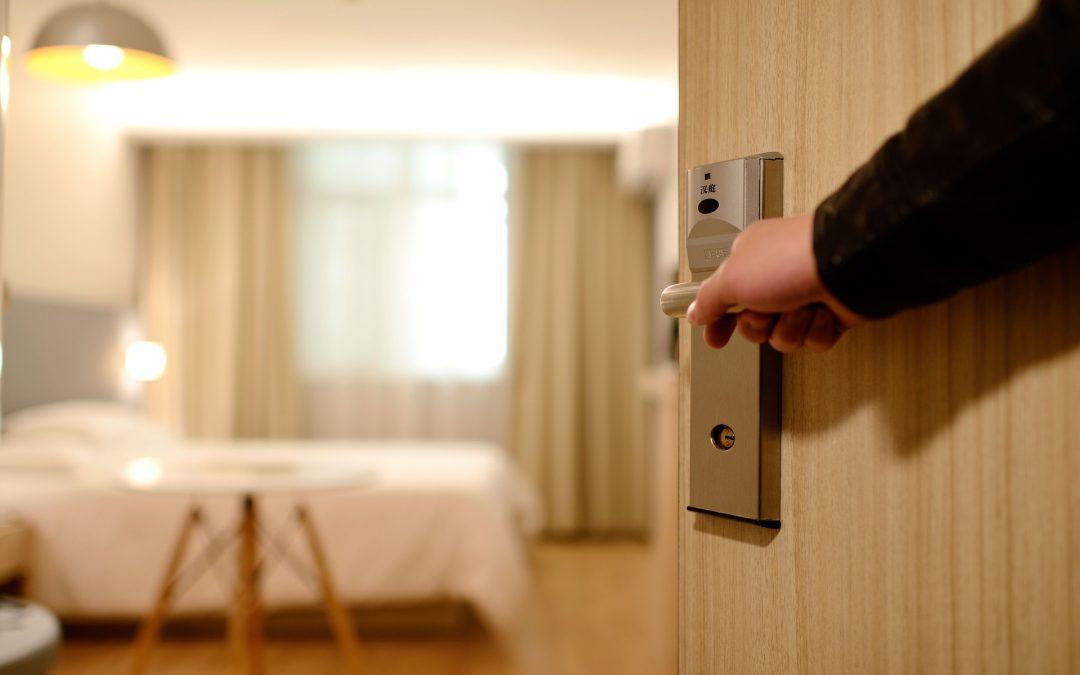 BHP w hotelu