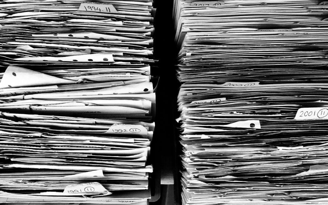 Rejestr wypadków przy pracy i chorób zawodowych a przepisy RODO
