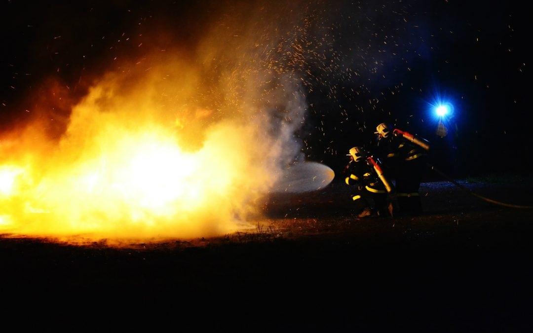 Nowelizacja ustawy o odpadach ma zapobiec pożarom
