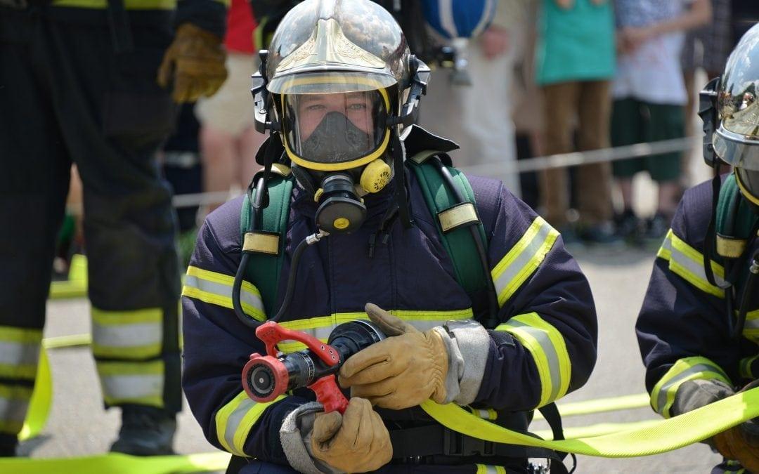 Co kontroluje straż pożarna?