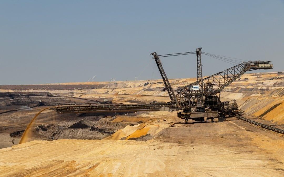Szkolenia bhp w odkrywkowych zakładach górniczych