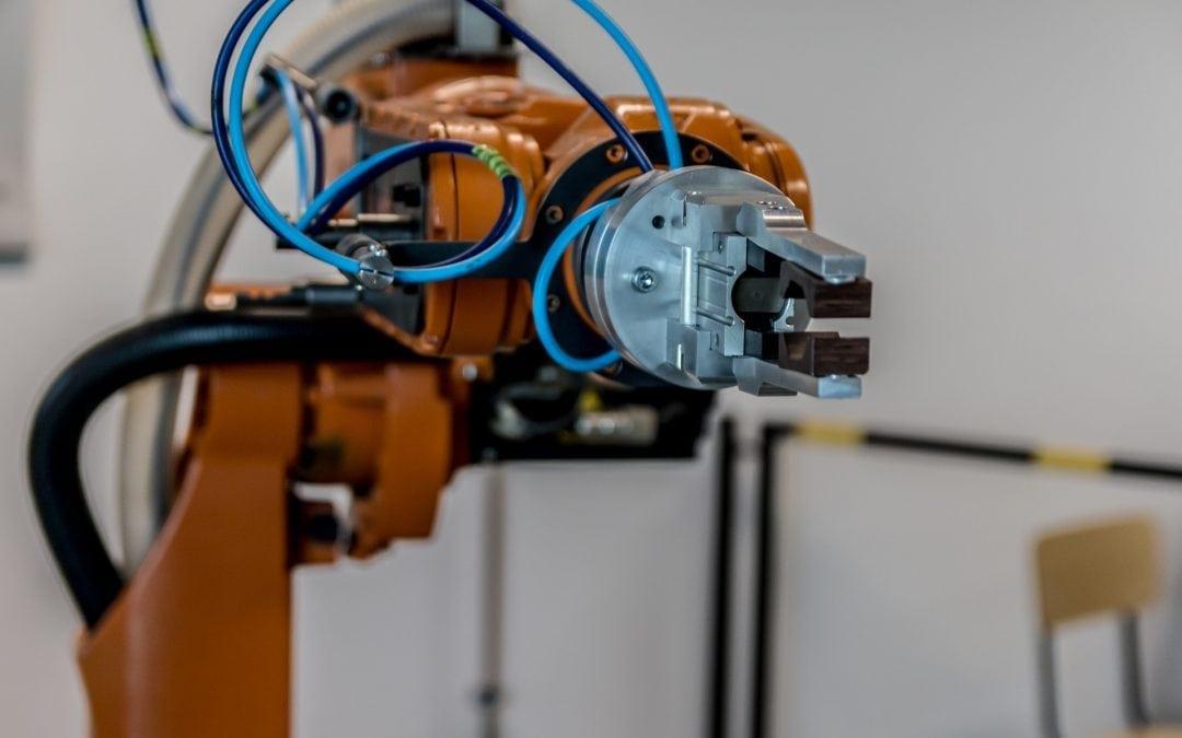 Robotyzacja zwiększa bezpieczeństwo pracowników