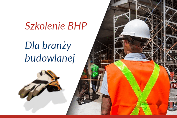 BHP na budowach