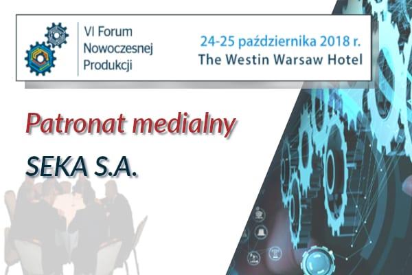 VI Forum Nowoczesnej Produkcji