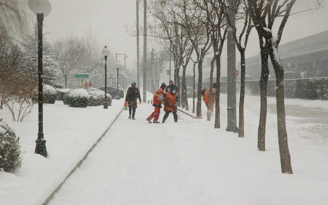Odzież robocza na jesienno-zimową niepogodę