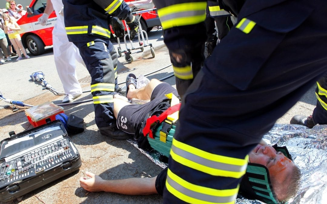Jak poprawnie udzielić pierwszej pomocy?