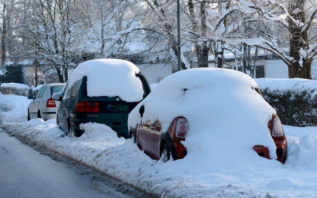Zimowe BHP kierowcy