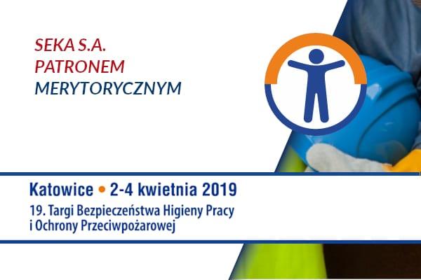 19 Targi BHP w Katowicach