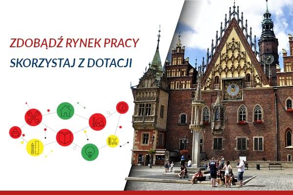 Oferta dofinansowania szkoleń w aglomeracji wrocławskiej