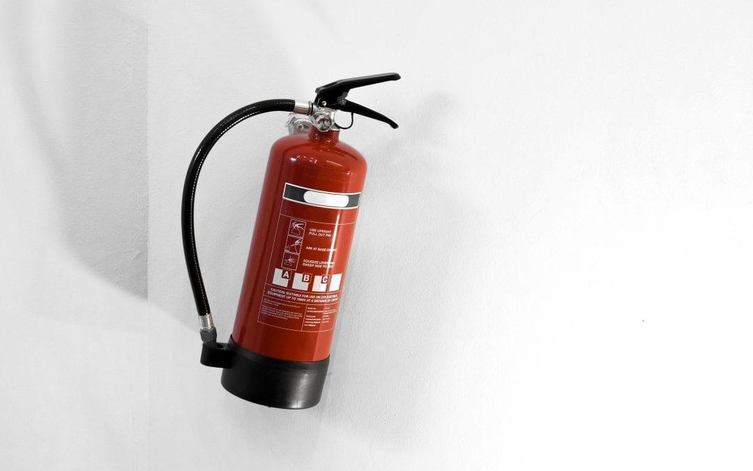 Przegląd stanu zagrożenia pożarowego obiektu