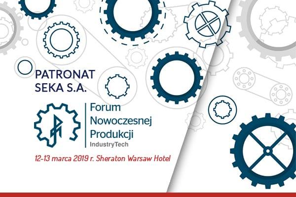Forum Nowoczesnej Produkcji 2019