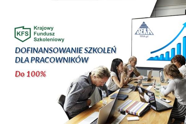 Urząd Pracy przekazuje środki – Krajowy Fundusz Szkoleniowy