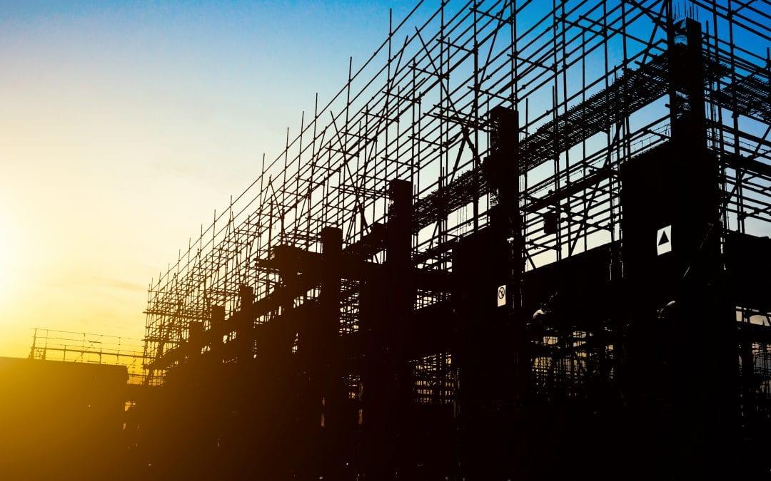 Wymagane parametry oświetlenia dla terenu budowy
