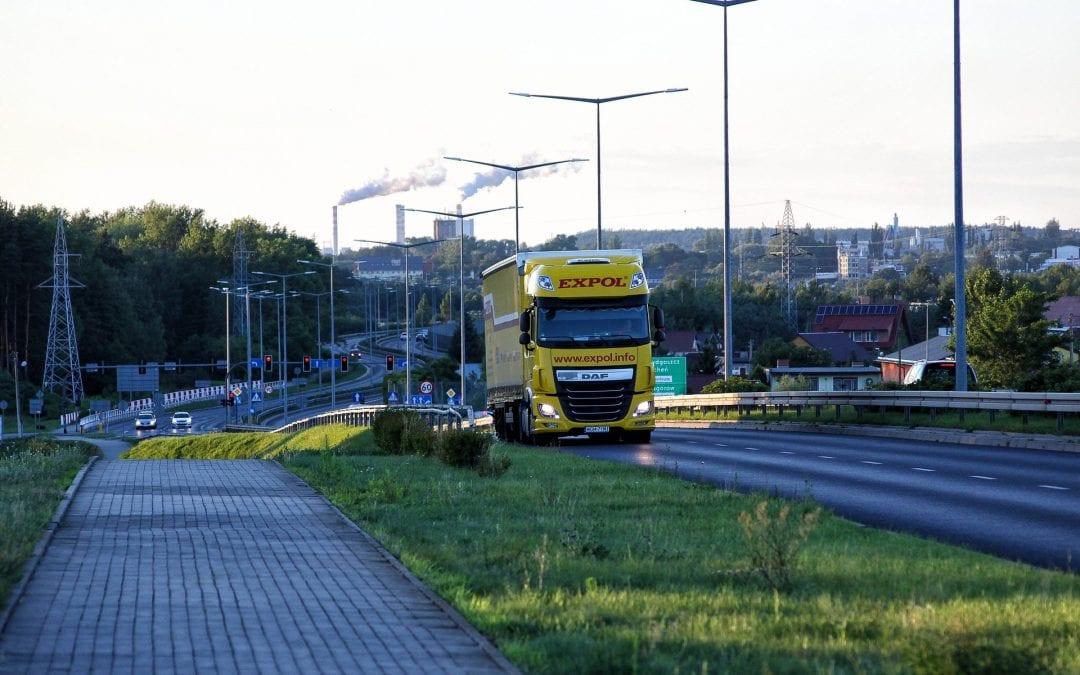 Ustalono normy dwutlenku węgla dla ciężarówek